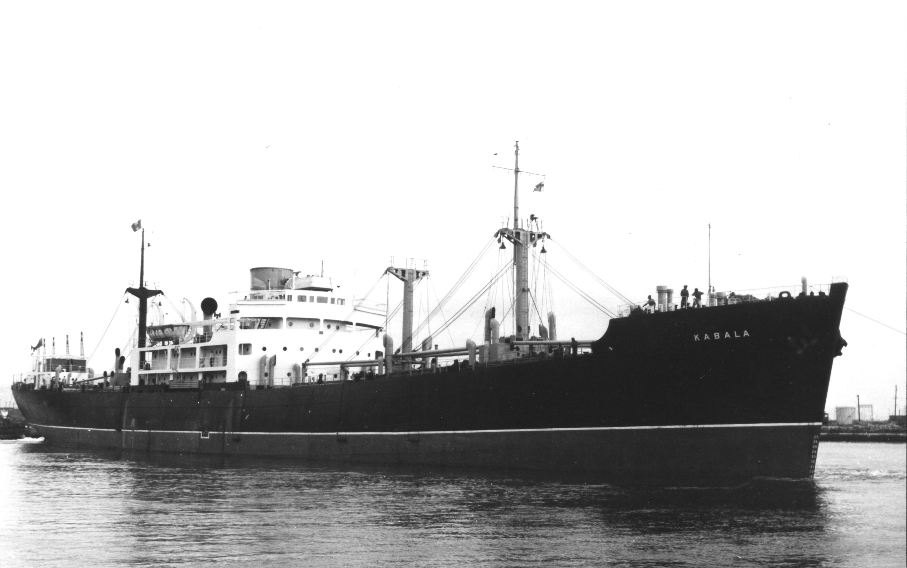 The Allen Collection British Burmese Line Ships 1