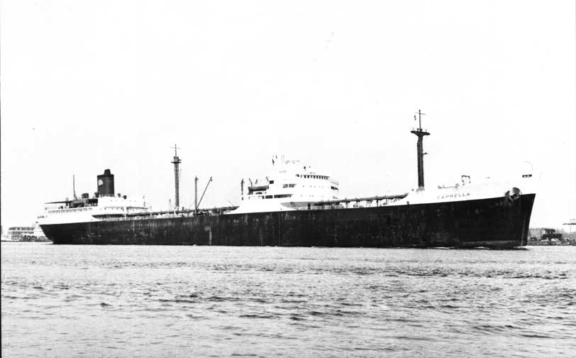 The Allen Collection Shell Tankers